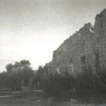 The ruins of Hester's fortress