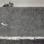 Hester's Original Grave