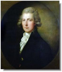 Gainsborough Dupont portrait of Pitt