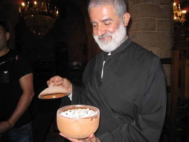 Father Sleiman and Hester's Ashes